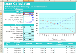 debt calculator template 514