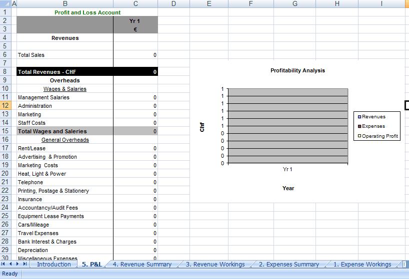spreadsheet template 11