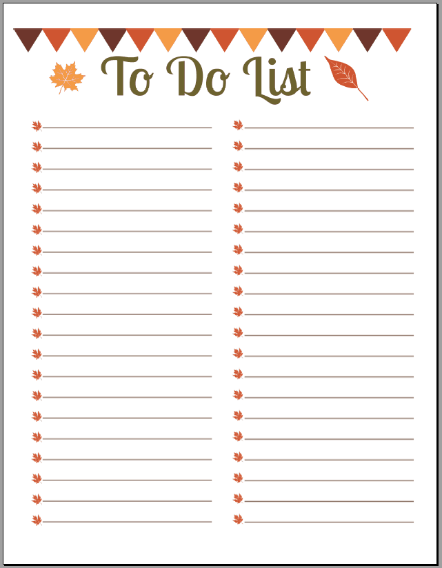 to do list 10451